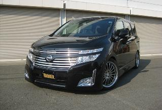 Zero Wagon-Low spec for Elgrand