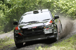 Round 4 of Japanese Rally Championship Report