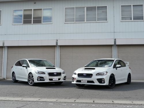 From USA to Japan: 2015 Subaru WRX STI