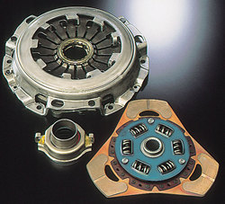 ROCKET CLUTCH DISK / COVER