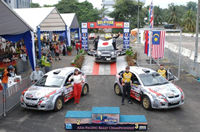 Gallery :Malaysian Rally - Day 2