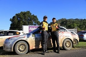 CUSCO's Bamba made second victory in a row of Junior Cup while Sungkar finished in second Pacific Cup at APRC Queensland round