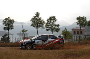 2011 APRC China Rally Report
