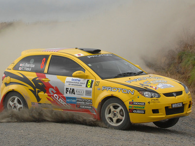 Cusco World Rally: 2012 APRC Round 3 Australia