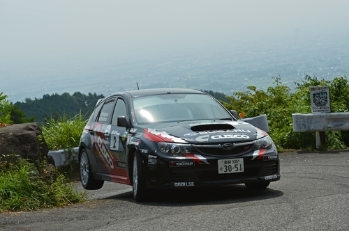 Motorsport News: JRC Rally Montre 2012 Shibukawa
