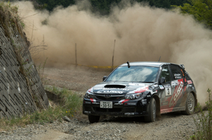 2013 Japan Rally (JRC) Rd. 2: Kumagoen Rally Aichi