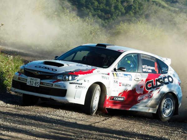 2014 Cusco Racing Pro-Rally Announcement
