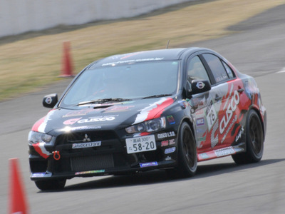 JAF All Japan Gymkhana Championships Rd. 2