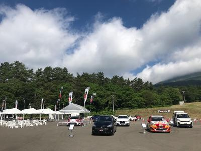 TGR RallyChallenge 2018 CUP in 弘前