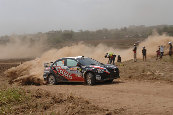 FIA Asia-Pacific Rally Championship Rd.6/Asia Cup Rd.3 Rally Indonesia