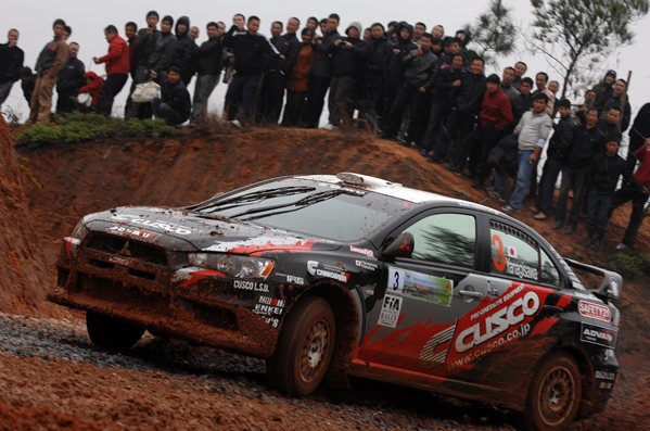 FIA Asia-Pacific Rally Championship Rd.7/Asia Cup Rd.4 Rally China