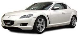 Street ZERO-S Mazda RX-8 (SE3P After Minor Change)